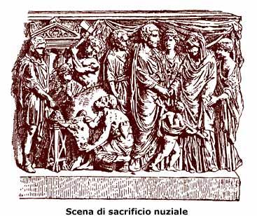 Matrimonio In Roma Antica : Il matrimonio romano